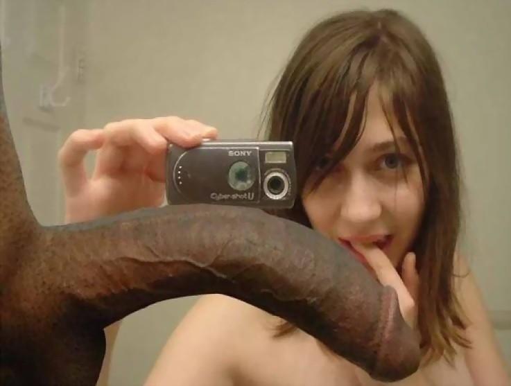 White Girl Bbc Bathroom