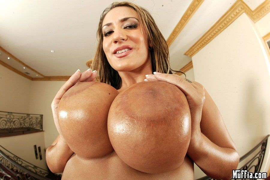 Big Natural Tits Ebony Anal