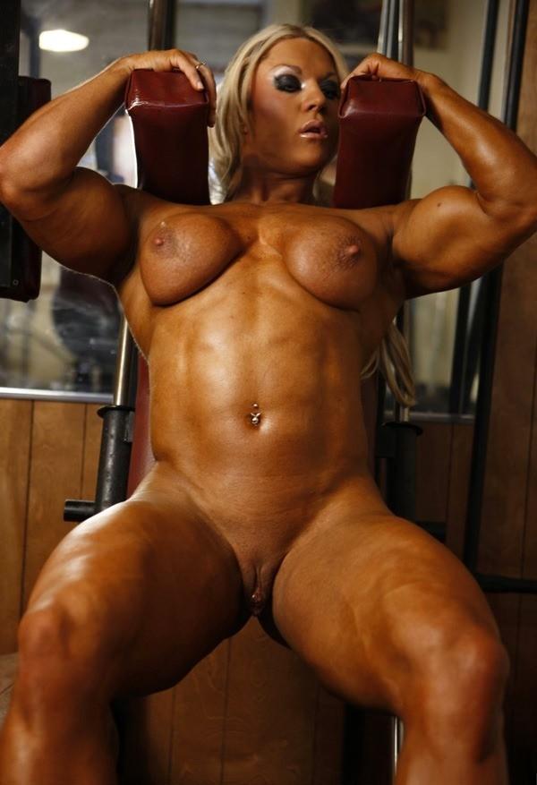 Xxx bodybuilder female