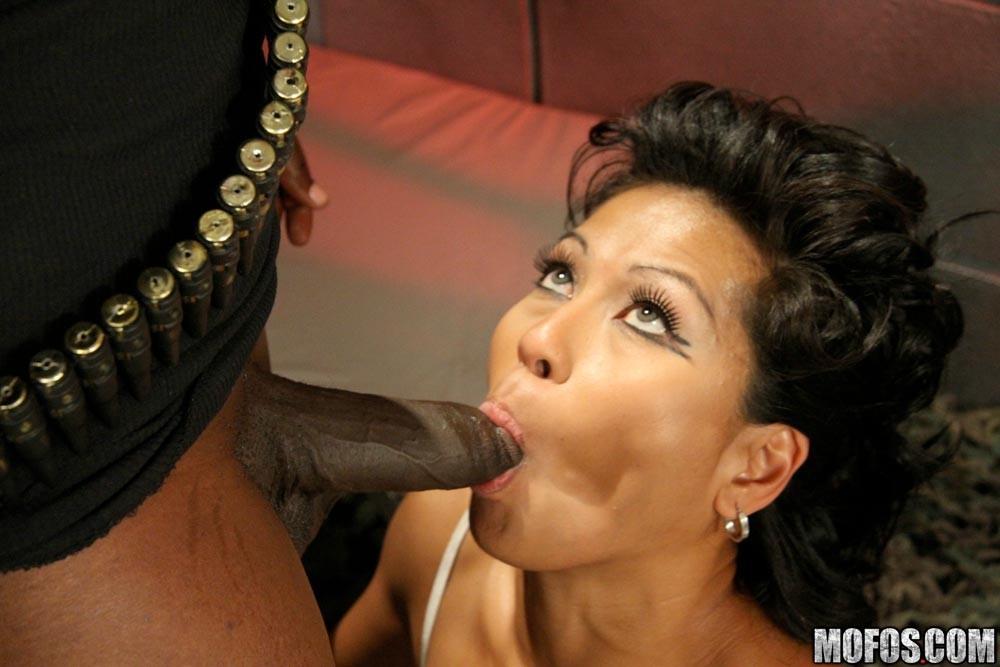 Asian Lesbians Lick Black Ass