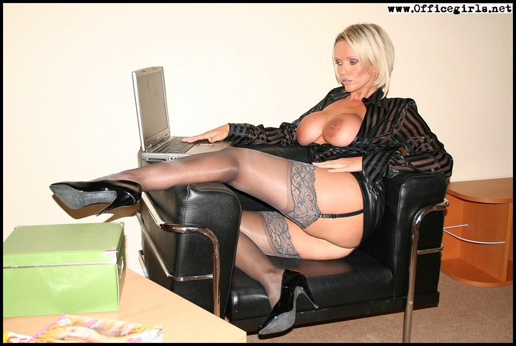 Porno Stockings Skirt Leather Hd