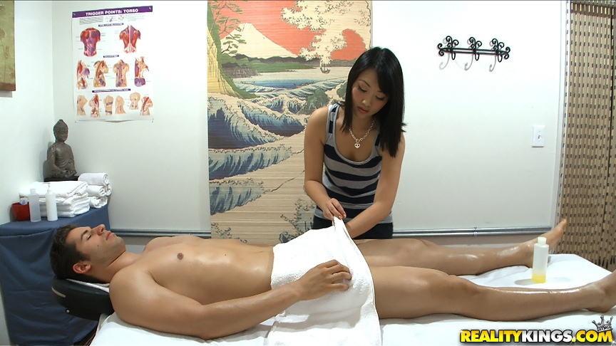 Happy Ending Massage Hot Teen