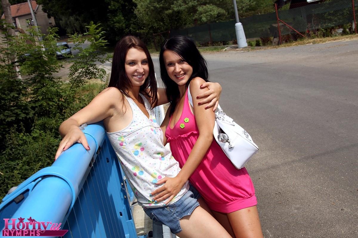 Best Friends First Lesbian