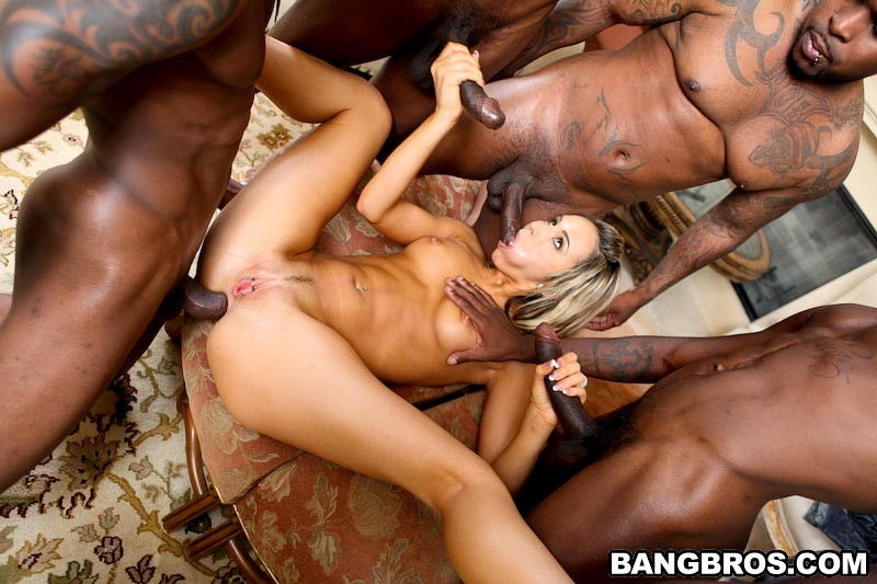 Hd Interracial Anal Creampie