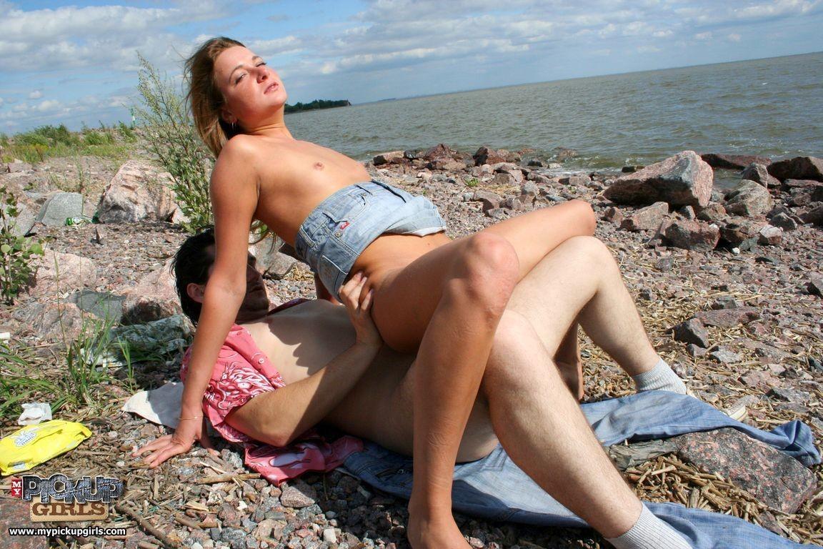 Pinay Teen Sex The Beach