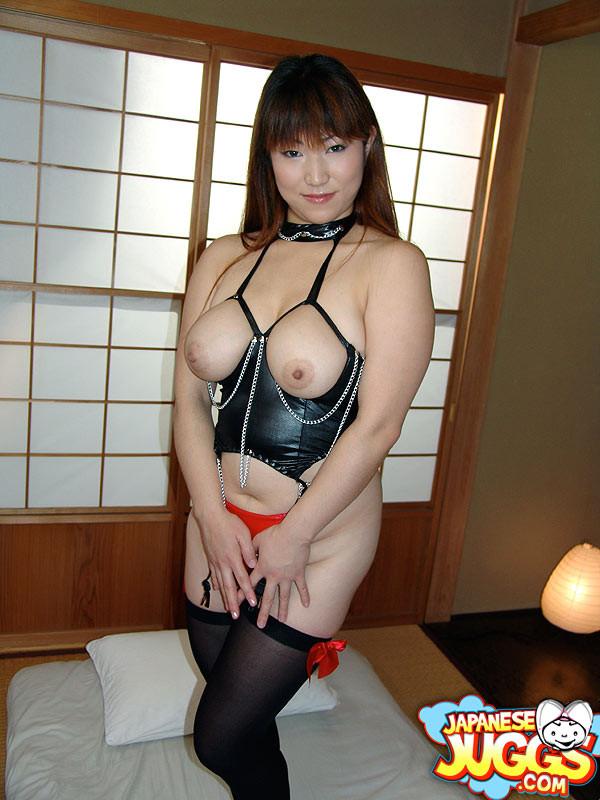 Japanese Big Tits Facial