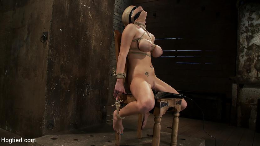 Breast how bondage tie to 4 New
