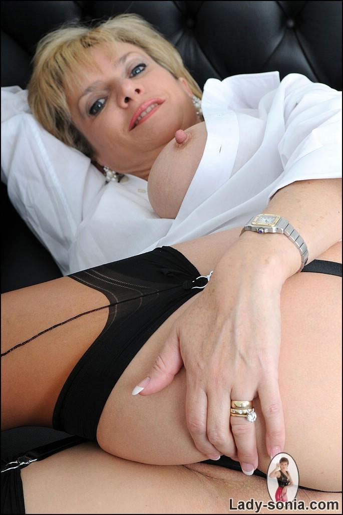 Classy Mature Panties