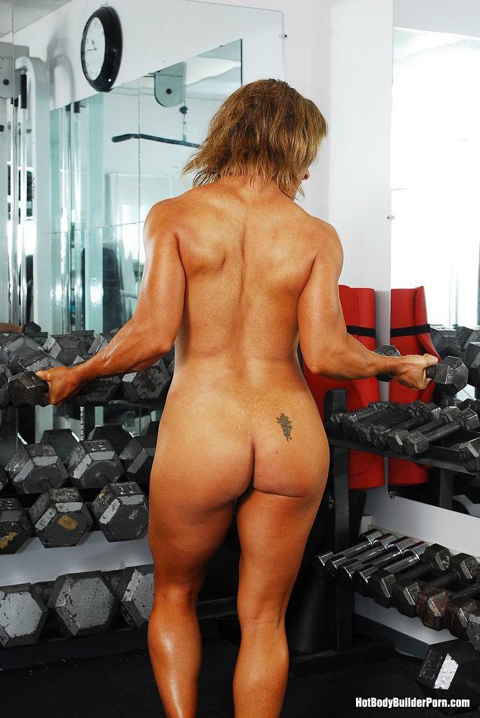 Blonde Fitness Girl Fucked