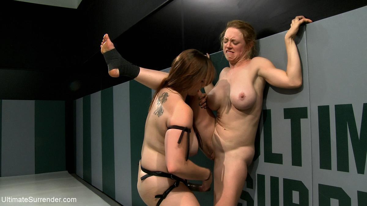 Hot Latina Lesbian Strap