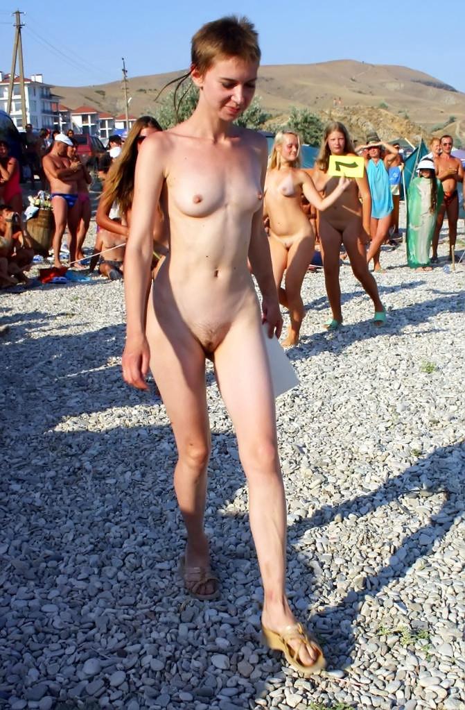 hot naked women in tall socks