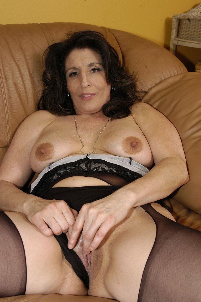 Granny Lingerie Porn