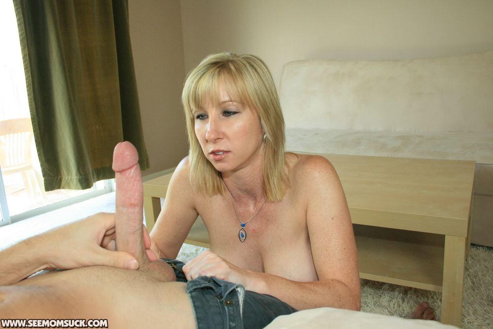 mature busty massage step mother