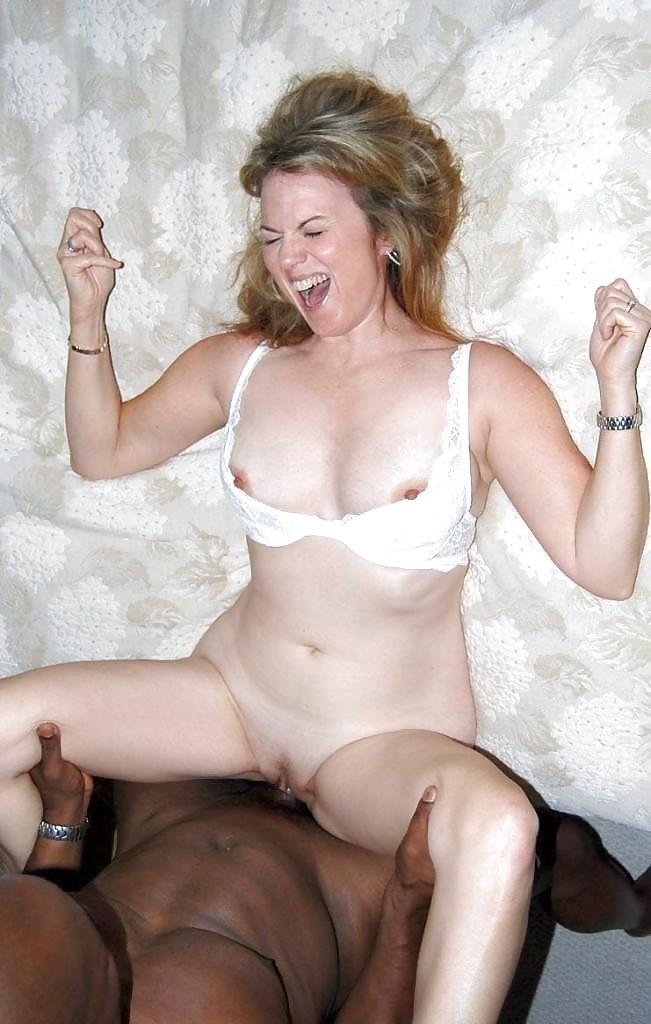 Huge Black Cock Wife Creampie