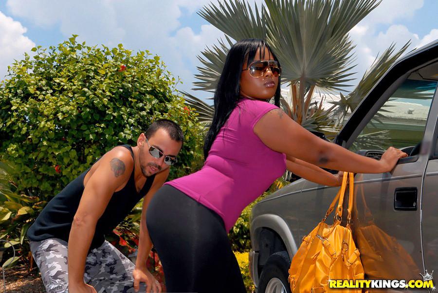 Tall Black Girl Big Ass