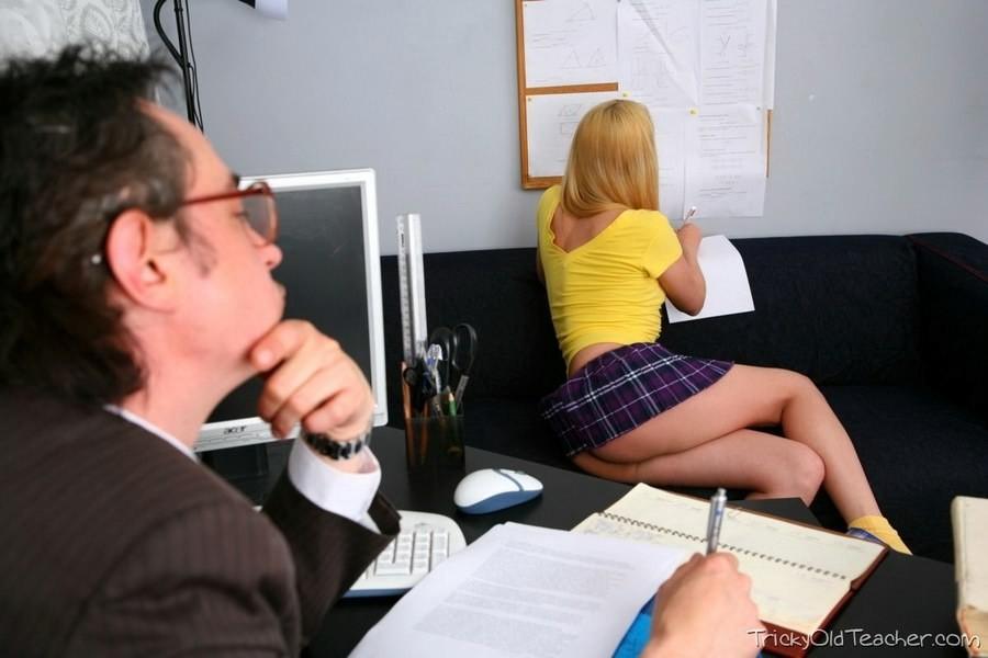 Naked men having sex in office porn