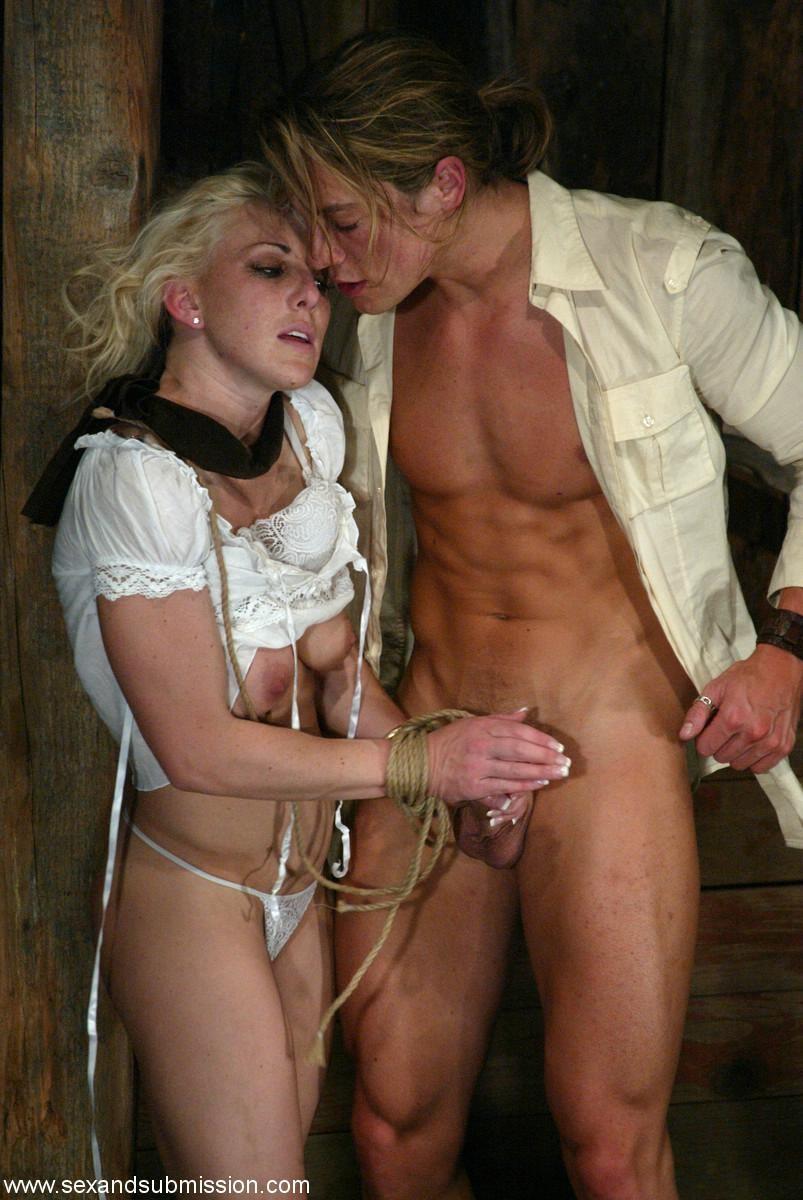 Elsa Jean Milf Threesome