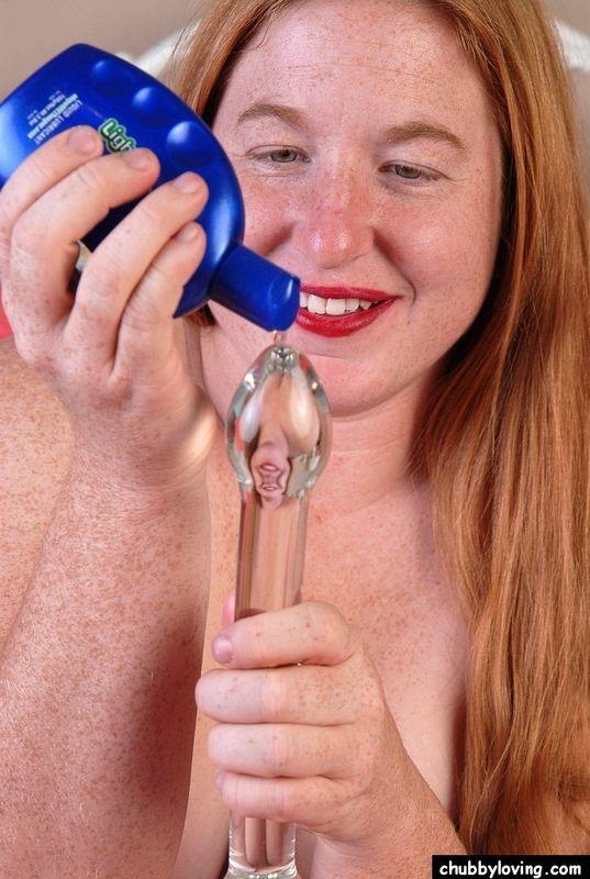 Amateur redhead selfie small tits
