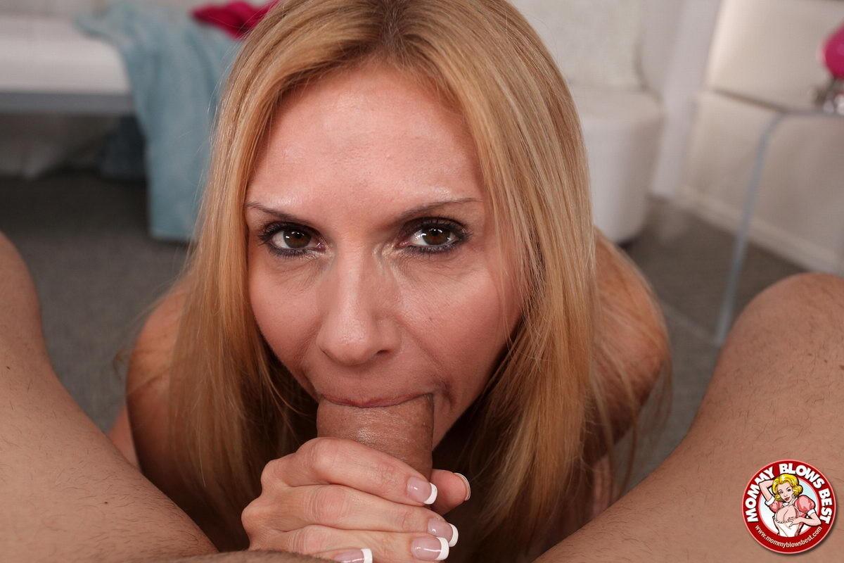 First blonde lesbian orgasm