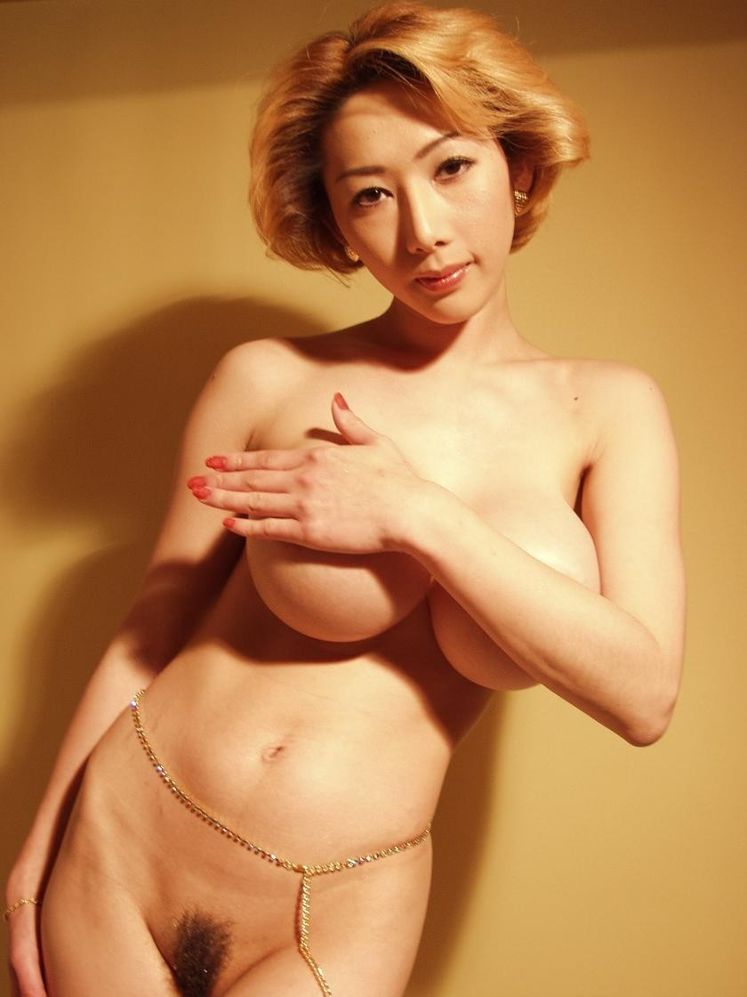 japanese busty nude