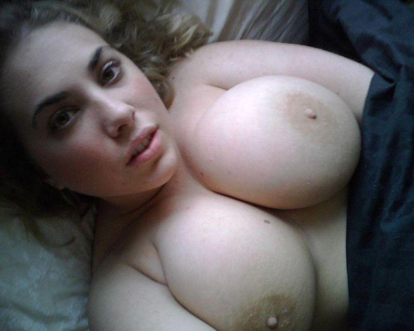 Big tits amateur dp