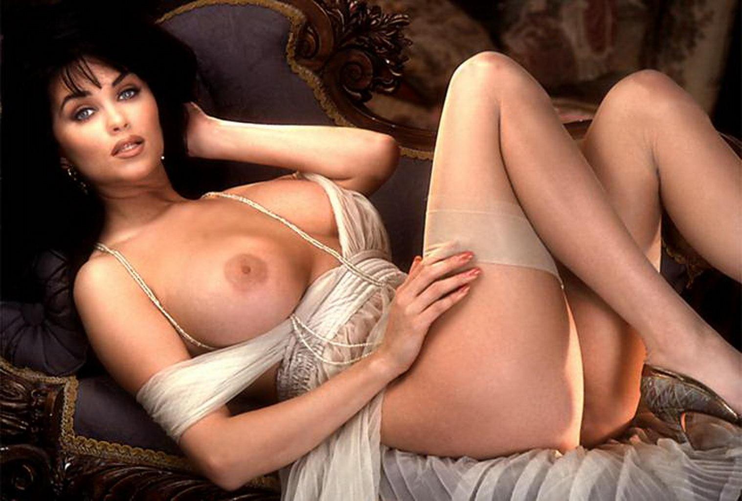 Miss July 1994 Traci Adell - Pichunter