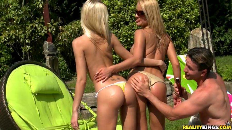 Brazzers Big Tit Blonde Anal