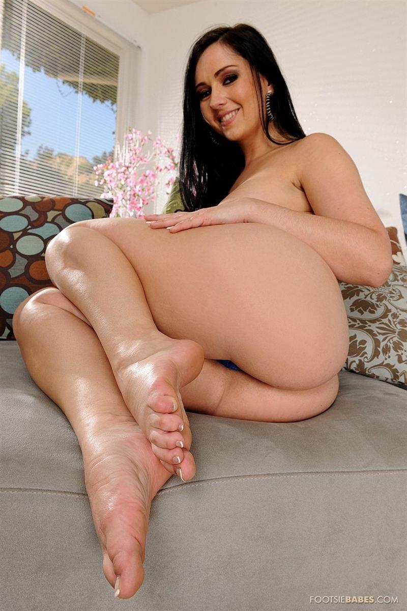Pornstar foot