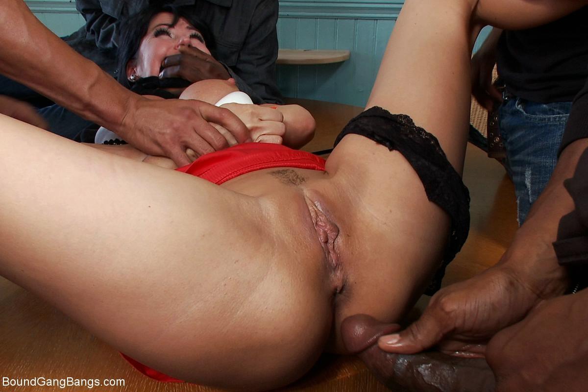 Big black boobs fucking