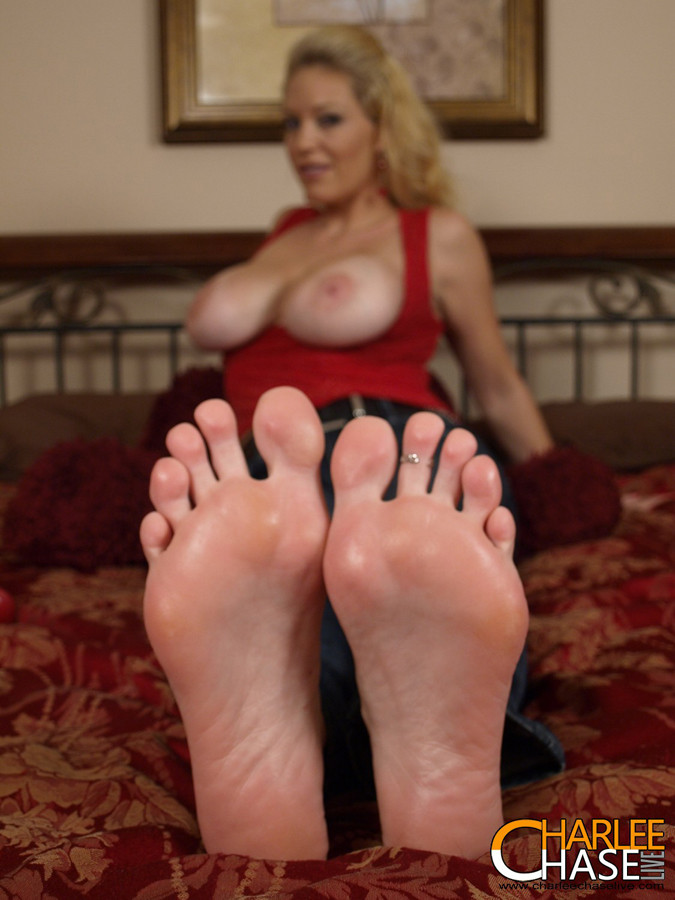 Foot Worship After Party