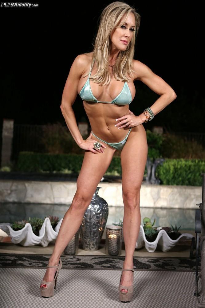 Brandi love bikini