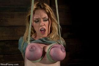 Princess Donna Dolore    Darling    Wired pussy    BDSM    Big Tits    Bondage    Bound    Brutal    Dildos    Femdom    Lesbians thumbnail