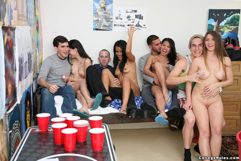 College Sorority Girls Hazed