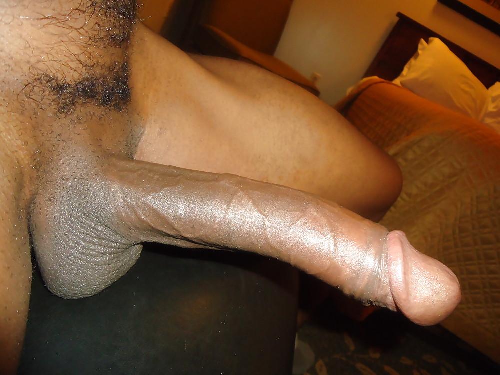 Ebony Stepdaughter White Dick