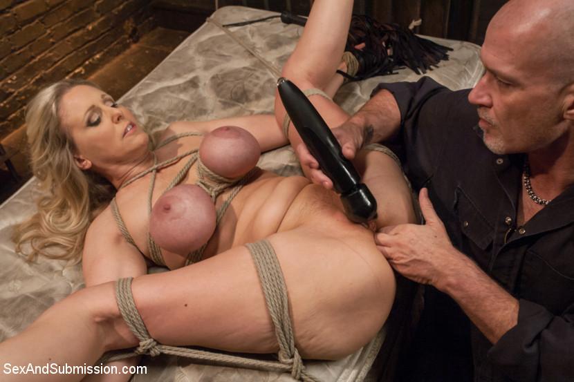 Milf And Mark Davis Bondage | BDSM Fetish