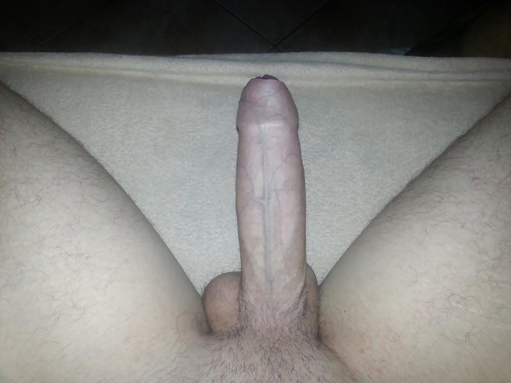 Big White Ass Bouncing Cock
