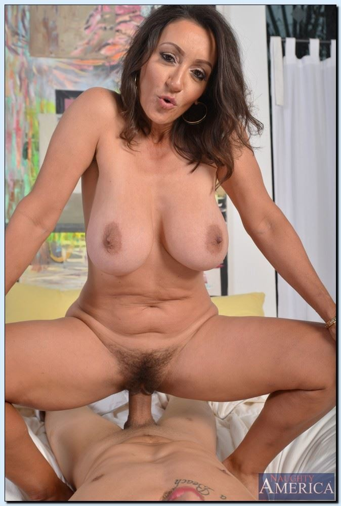 hairy porn of naughty america