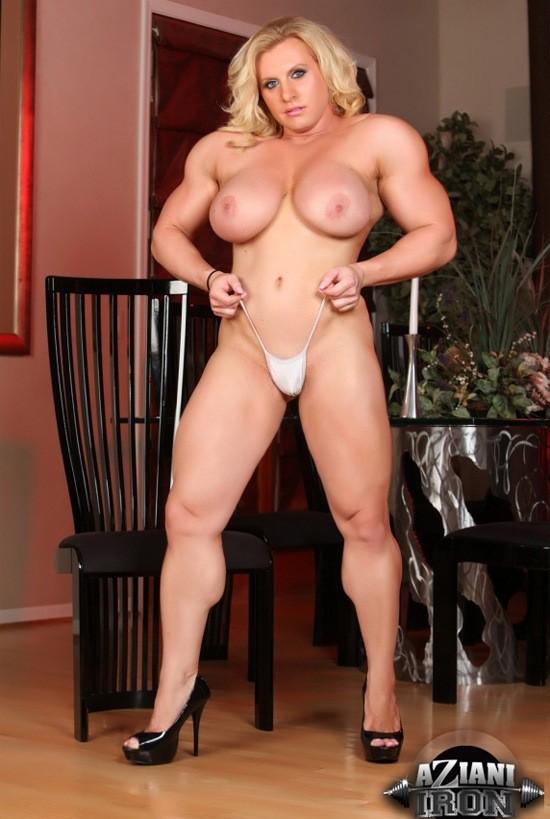 free joanna thomas bodybuilder nude photos