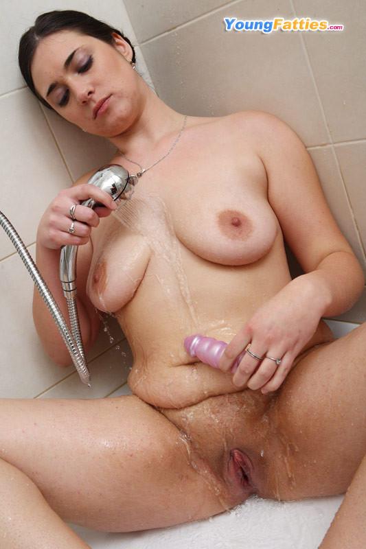Sexy Ebony Girl Masturbating