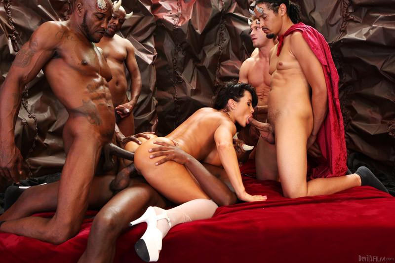 Valentina Nappi Interracial Hd