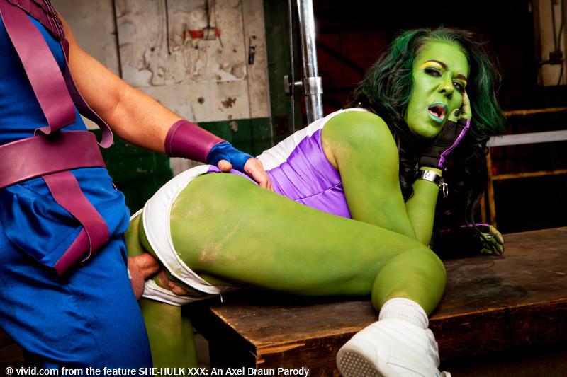 animated she hulk joanie laurer hardcore nude