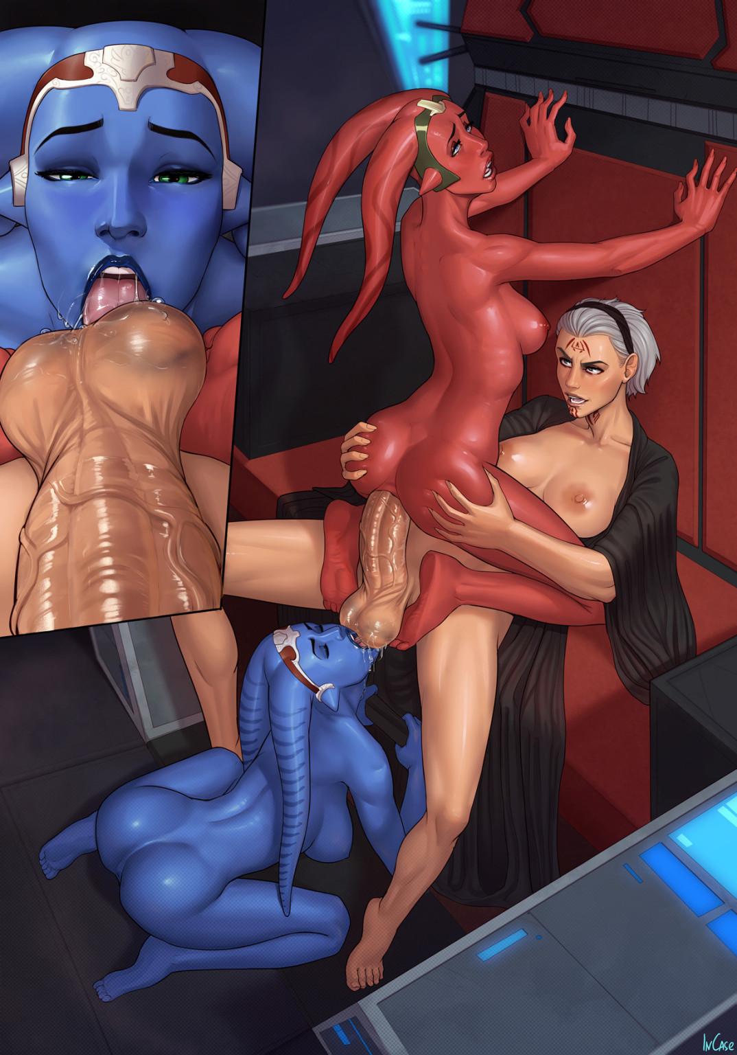 Alien Futanari futanari porn comics - pichunter