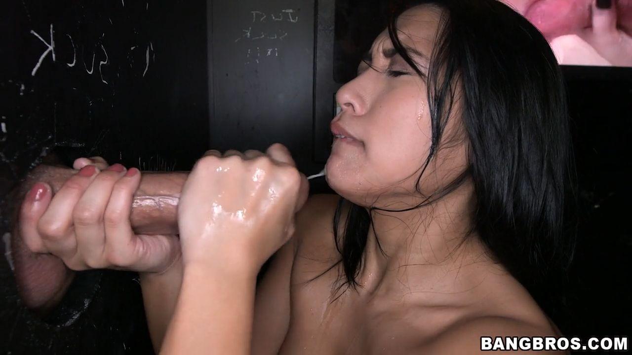 Homemade Asian Gf Blowjob