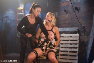 Cherie Deville    Lea Lexis    Electro Sluts    BDSM    Bondage    Femdom    Fetish    Lesbians    MILF    Pain    Squirting thumbnail