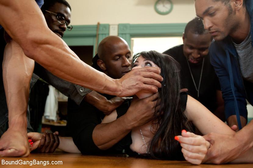 Hot Black Woman Masturbating