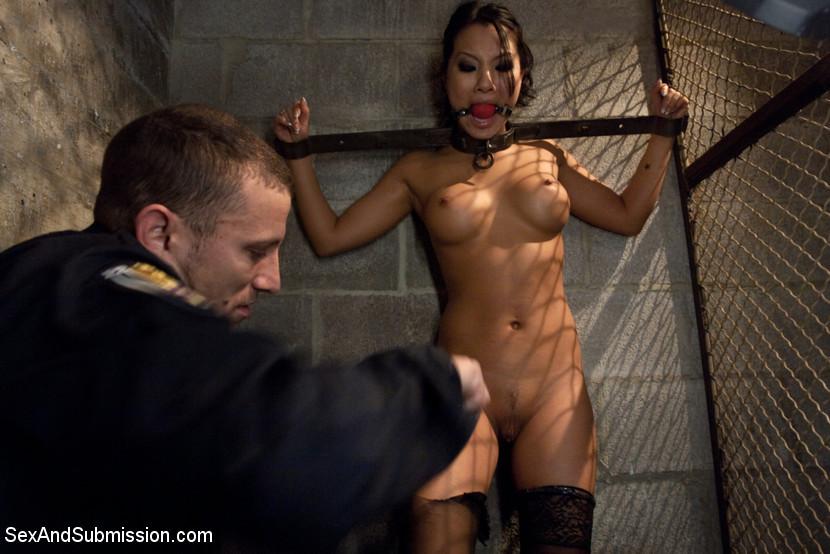 Asa Akira Rough Bondage | BDSM Fetish