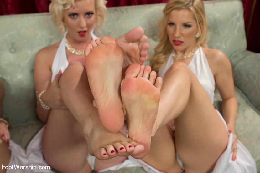 Brazilian Lesbian Feet Ass