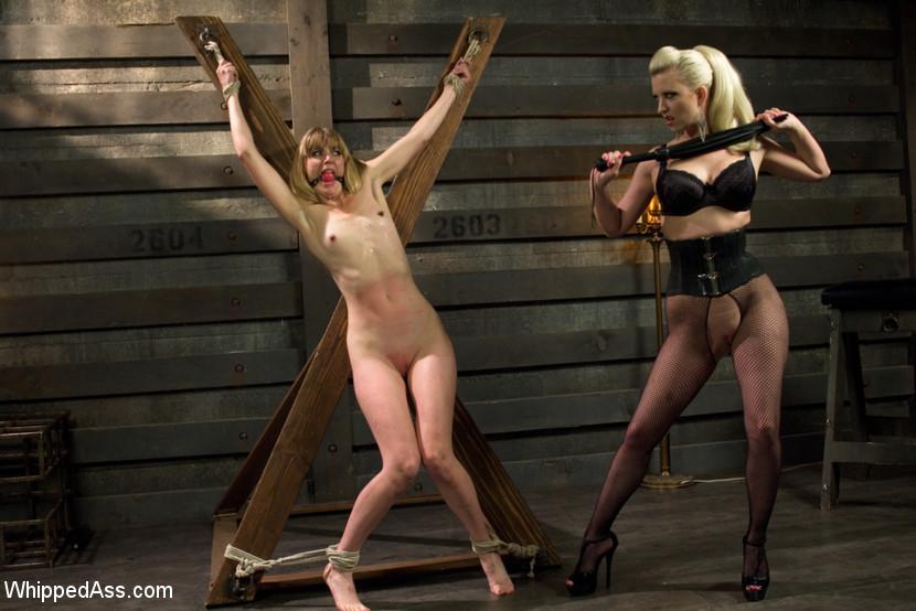 Strapon Jane Lesbian Bondage