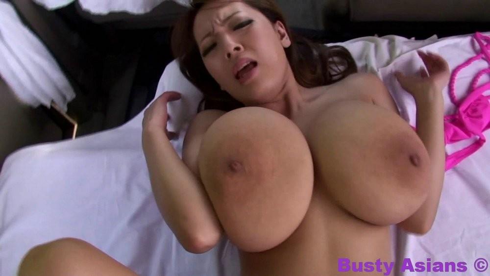Busty Asian Tit Fuck