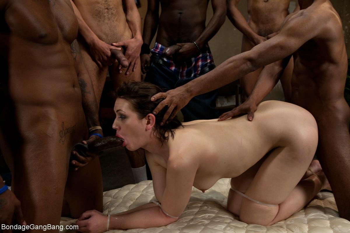 Rough Bbc Gangbang Asian